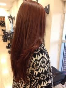 Dye Brown Hair by Best Burgundy Hair Dye Set Brick 6 Reddish Brown