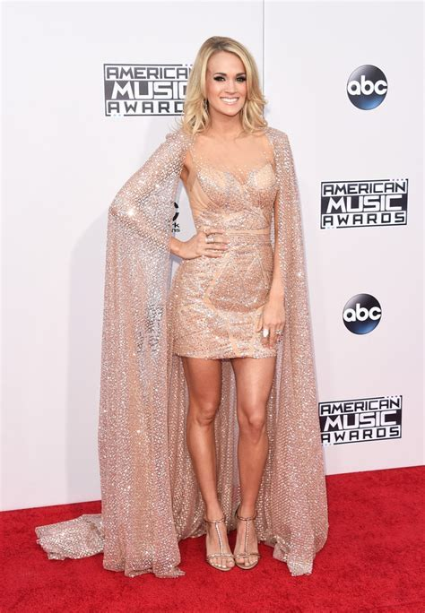 Carrie Underwood Beaded Dress   Beaded Dress Lookbook