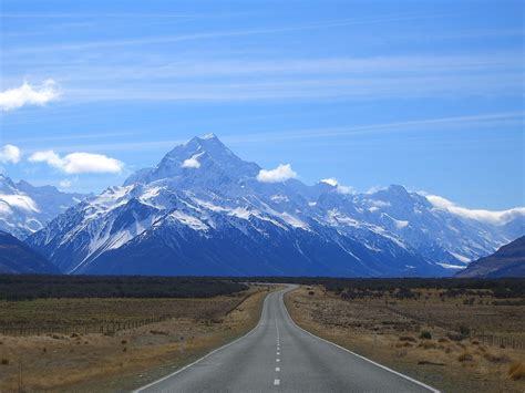 List Of Mountains Of New Zealand By Height Wikipedia