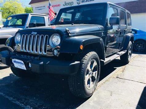 jeep wrangler  sale  maine carsforsalecom