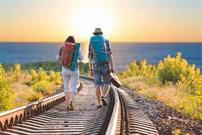 Travel Backpacks Traveling Destinations Holiday Summer Tourism