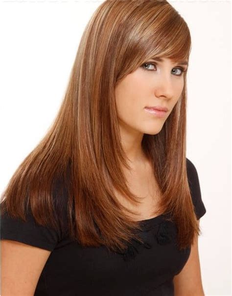 Stylish Layered Haircuts And Styles For Long Hair