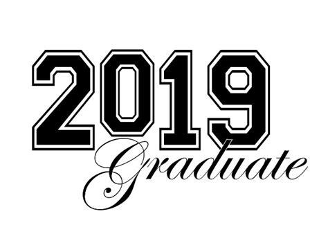 Graduate 2019 Graduation Clip Art