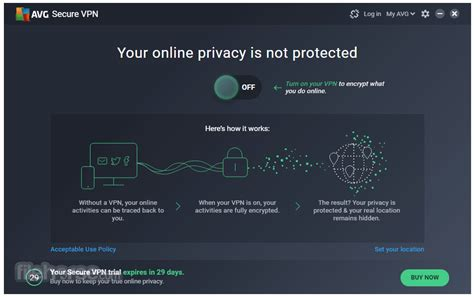 avg secure vpn descargar  ultima version