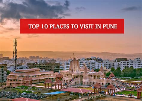 Top 10 places to visit in Pune - Getinfolist.com