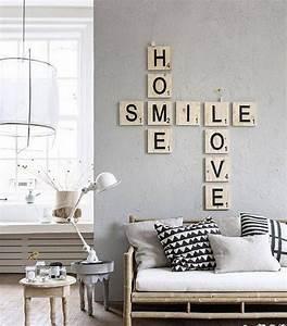 Scrabble Buchstaben Deko : zuhause ist es doch am sch nsten die tollen scrabble buchstaben sind von vtwonen pinkmilk ~ Yasmunasinghe.com Haus und Dekorationen