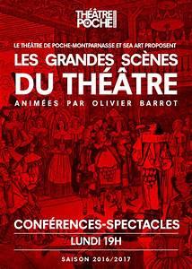 Theatre Poche Montparnasse : les grandes sc nes du th tre th tre de poche montparnasse ~ Nature-et-papiers.com Idées de Décoration