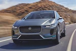Jaguar I Pace : jaguar i pace ev guns for tesla ~ Medecine-chirurgie-esthetiques.com Avis de Voitures