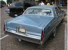 Cadillac Sedan deVille The Crittenden Automotive Library
