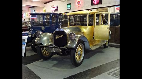 1920 arrow 48 in real gold the klairmont kollections my car story with lou