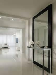 floor mirror design ideas 25 best ideas about modern foyer on pinterest large hallway furniture large black mirror and