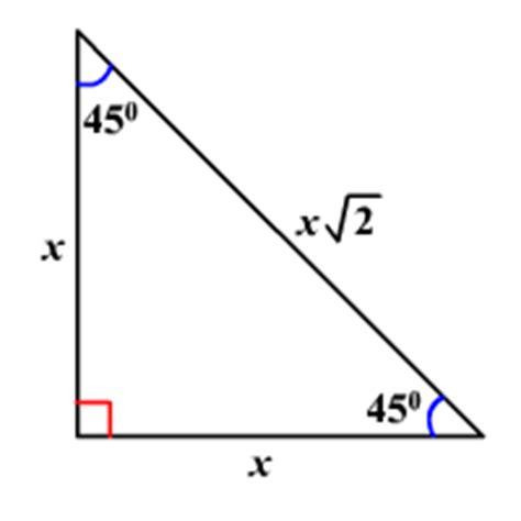 454590 Triangles