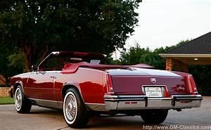 Cadillac Eldorado Cabriolet : 1985 cadillac eldorado convertible matt garrett ~ Medecine-chirurgie-esthetiques.com Avis de Voitures