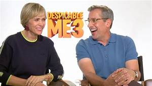 'Despicable Me 3' Cast Reveals the Most Despicable Things ...