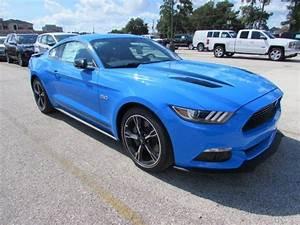 1FA6P8CF5H5240783 - 2017 Ford Mustang GT Premium 5 Miles Grabber Blue 2dr Car Premium Unleaded V-8 5