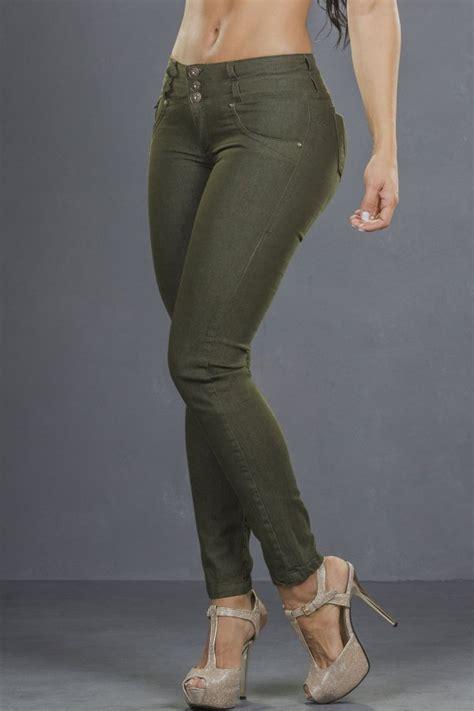 classic shapewear brazilian style skinny jeans