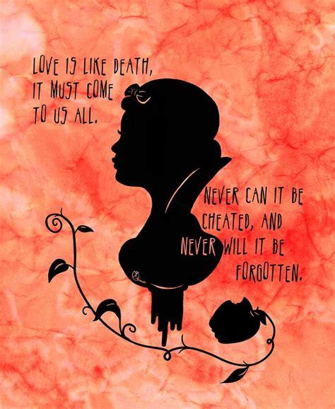 snow white love quotes