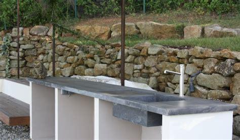 comment faire un plan de travail pour cuisine balian beton atelier atelier de fabrication sur mesure