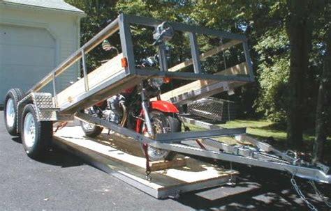 drop deck utility trailer plans drop deck trailer miller welding discussion forums