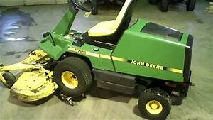 John Deere F725 Front End Mower Wiring Diagram