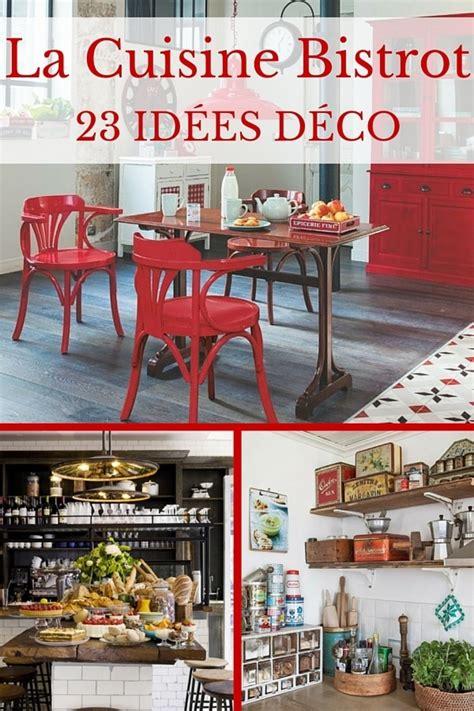 Deco Bistrot Maison Du Monde Cuisine Bistrot 23 Id 233 Es D 233 Co Pour Un Style Bistrot