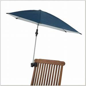 Clamp On Chair Umbrella Sports - Chairs : Home Decorating