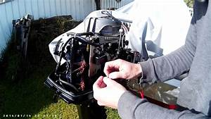 A Cheap Way Of Installing A Rectifier  Voltage Regulator On A 30 Hp Mariner  Mercury