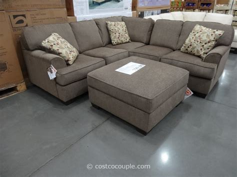 costco leather sofa in store furniture amazing costco sofa give cozy atmosphere to