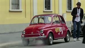 Guida Una Fiat 500 D U2019epoca Con Il Car Sharing Di Enjoy