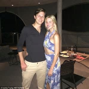 Ivanka Trump Looks Sun Kissed With Husband Jared Kushner In The Maldives Daily Mail Online