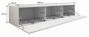 5 2 In Cm : tv meubel flame grijs wit 160 cm meubella ~ Dailycaller-alerts.com Idées de Décoration