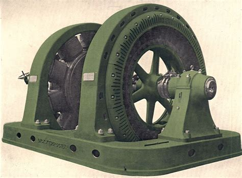 Synchronous Electric Motor by Synchronous Motor