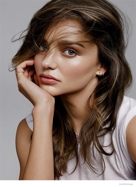 Miranda Kerr Takes On Spring's Hottest Lipstick Shades in ...