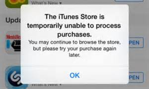 apples itunes  app store  leaving customers unable