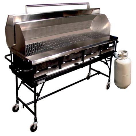 gas griddle grill cooking hton roads event rentals 1198