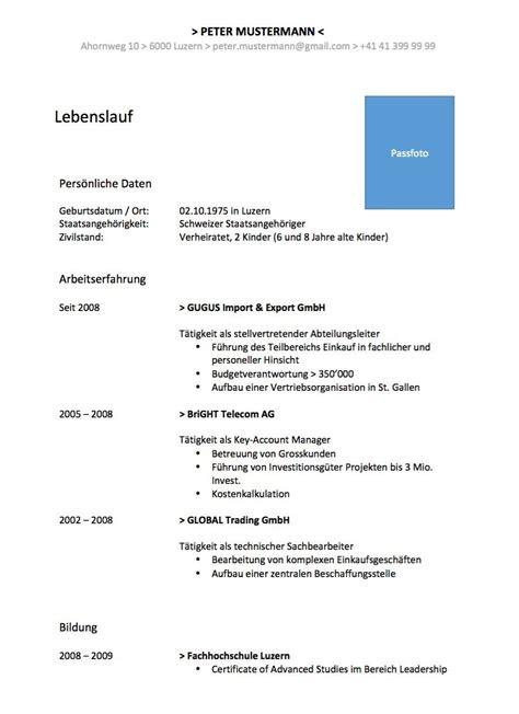Lebenslauf Zum Ausfüllen by 21 Tabellarischer Lebenslauf Vorlage Zum Ausf 252 Llen