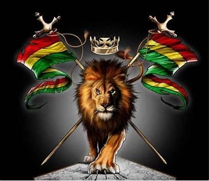 Lion Rasta Jamaica Jamaican Rastafarianism Deeper Rastafari