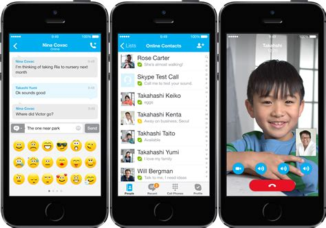 skype app for iphone microsoft redesigns skype for ios 7