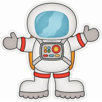 Astronaut Space Clipart Spaceship Control Panel Rocket