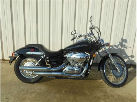 Buy 2008 Honda Shadow Spirit 750 (vt750c2) On 2040-motos