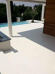 Beton Ciré Piscine : b ton cir couleur everest mes on pinterest decoration ~ Melissatoandfro.com Idées de Décoration
