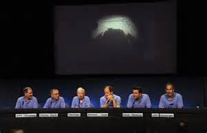 NASA rover Curiosity beams back video of Mars landing ...