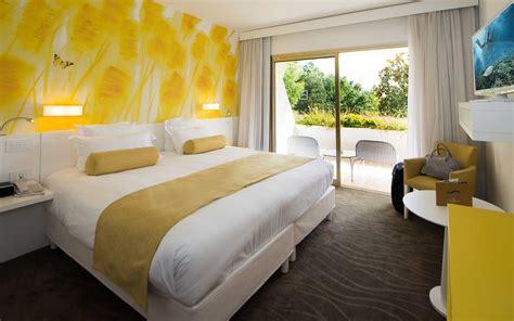 luxury rooms of la vague de paul