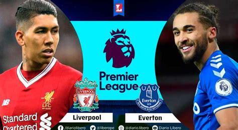 VER Liverpool vs Everton EN VIVO ONLINE ESPN 2 Hora Canal ...