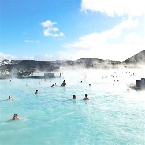 Blue Lagoon At Night Or During The Day The Nitty Gritty