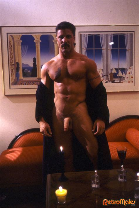 Danny Sommers And Donny Russo At Retro Males Gaydemon
