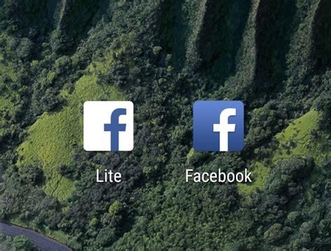 facebook  facebook lite  app