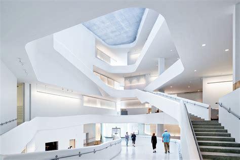 University Of Iowa Visual Arts Building By Steven Holl