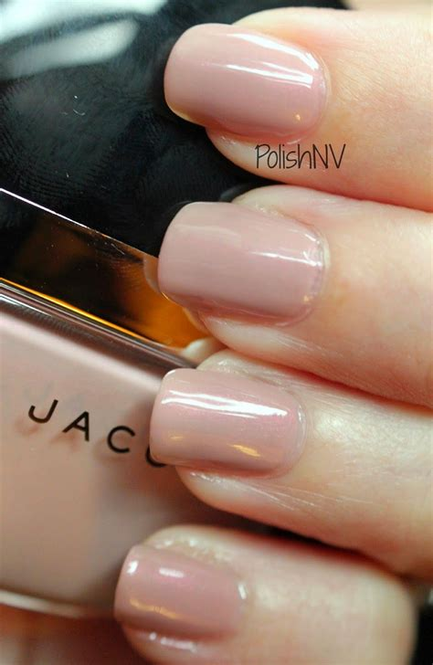 marc jacobs nail polish fluorescent beige colors marc