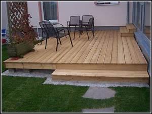 Garten terrasse selber bauen anleitung terrasse house for Terrasse selber bauen